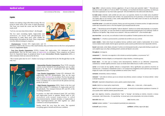 Extracto Spanish Doctors Medical School